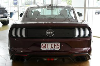 2018 Ford Mustang FN 2018MY GT Fastback SelectShift Maroon 10 Speed Sports Automatic Fastback
