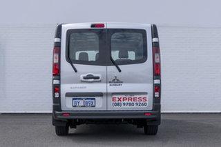 2020 Mitsubishi Express SN MY21 GLX LWB DCT Silver 6 Speed Sports Automatic Dual Clutch Van