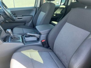 2018 Volkswagen Amarok 2H MY19 TDI550 4MOTION Perm Core Grey 8 Speed Automatic Utility