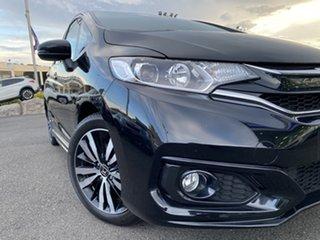 2018 Honda Jazz GF MY18 VTi-S Black 1 Speed Constant Variable Hatchback.