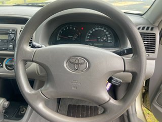 2003 Toyota Camry ACV36R Altise Gold 4 Speed Automatic Sedan