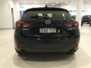 2015 Mazda 3 BM5438 SP25 SKYACTIV-Drive GT Jet Black 6 Speed Sports Automatic Hatchback