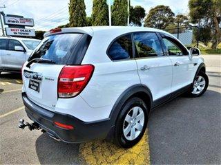 2015 Holden Captiva CG MY16 LS 2WD White 6 Speed Sports Automatic Wagon.