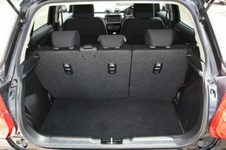 2018 Suzuki Swift AZ GL Navigator Black 1 Speed Constant Variable Hatchback