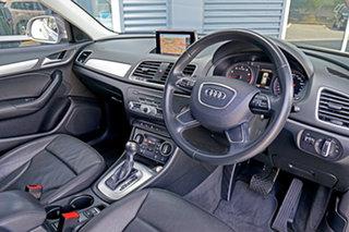 2015 Audi Q3 8U MY15 TFSI S Tronic Silver 6 Speed Sports Automatic Dual Clutch Wagon