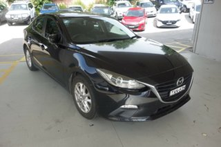 2014 Mazda 3 BM5278 Touring SKYACTIV-Drive Black 6 Speed Sports Automatic Sedan.