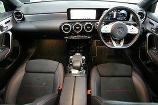 2019 Mercedes-Benz A-Class V177 A180 DCT White 7 Speed Sports Automatic Dual Clutch Sedan