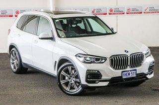 2019 BMW X5 G05 xDrive25d 8 Speed Auto Steptronic Sport Wagon.