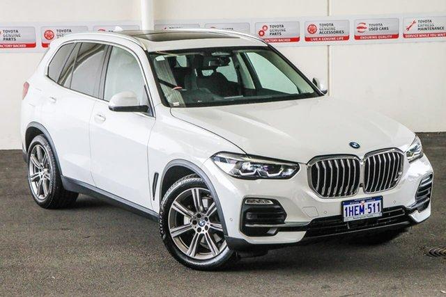 Pre-Owned BMW X5 G05 xDrive25d Rockingham, 2019 BMW X5 G05 xDrive25d 8 Speed Auto Steptronic Sport Wagon
