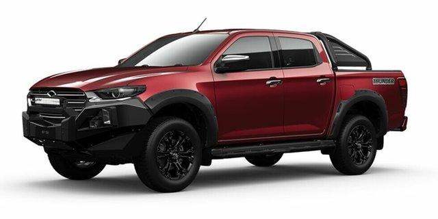 New Mazda BT-50 B30B GT Thunder (4x4) Toowoomba, 2021 Mazda BT-50 B30B GT Thunder (4x4) Red Volcano 6 Speed Automatic Dual Cab Pick-up