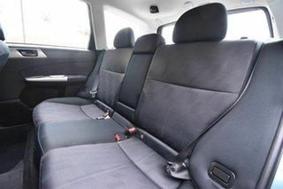 2009 Subaru Forester S3 MY10 X AWD Blue 4 Speed Sports Automatic Wagon