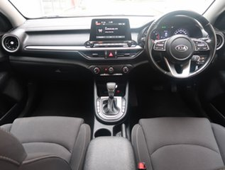 2019 Kia Cerato BD MY20 S White 6 Speed Sports Automatic Sedan