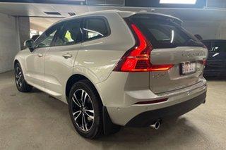 2019 Volvo XC60 UZ MY19 T5 AWD Momentum Silver 8 Speed Sports Automatic Wagon