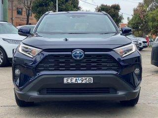 2019 Toyota RAV4 Axah52R GXL 2WD Saturn Blue 6 Speed Constant Variable Wagon.