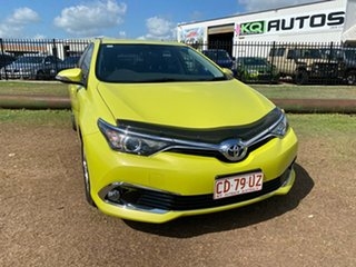 2017 Toyota Corolla ZRE182R Ascent Sport S-CVT Green 7 Speed Constant Variable Hatchback.