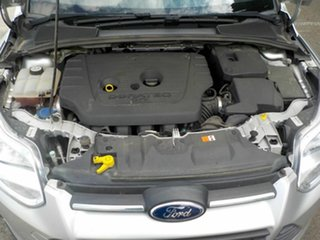 2012 Ford Focus LW Trend Silver 6 Speed Automatic Hatchback