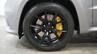 2018 Jeep Grand Cherokee WK MY18 Trackhawk Silver 8 Speed Sports Automatic Wagon