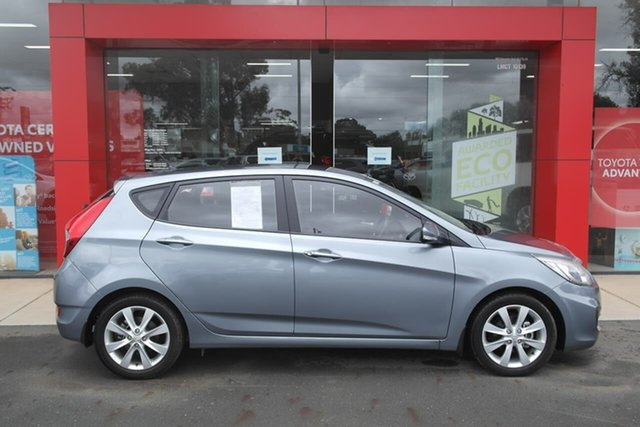 Pre-Owned Hyundai Accent RB6 MY18 Sport Swan Hill, 2018 Hyundai Accent RB6 MY18 Sport 6 Speed Sports Automatic Hatchback