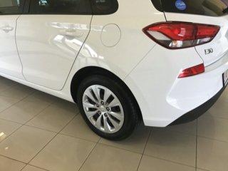 2018 Hyundai i30 PD MY19 Go White 6 Speed Sports Automatic Hatchback