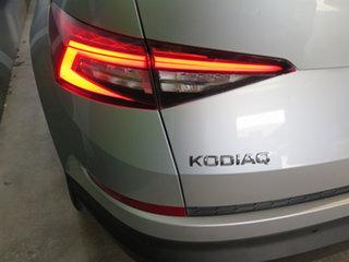 2020 Skoda Kodiaq NS MY20.5 132TSI DSG Silver 7 Speed Sports Automatic Dual Clutch Wagon
