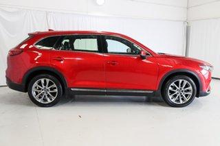 2017 Mazda CX-9 TC Azami SKYACTIV-Drive i-ACTIV AWD Red 6 Speed Sports Automatic Wagon.