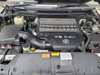 2007 Toyota Landcruiser VDJ200R GXL White 6 Speed Sports Automatic Wagon