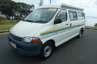 2000 Toyota HiAce SBV RCH22R LWB White 5 Speed Manual Van
