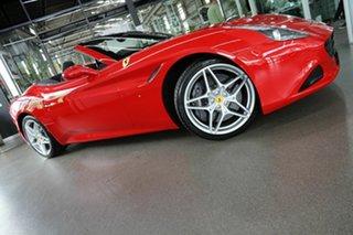2017 Ferrari California F149 T DCT Red 7 Speed Sports Automatic Dual Clutch Convertible