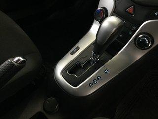 2012 Holden Cruze JH Series II MY13 CD Silver 6 Speed Sports Automatic Sedan