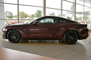 2018 Ford Mustang FN 2018MY GT Fastback SelectShift Maroon 10 Speed Sports Automatic Fastback.