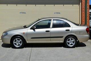 2003 Nissan Pulsar N16 MY2003 ST Bronze 4 Speed Automatic Sedan