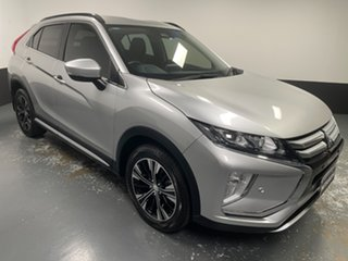 2018 Mitsubishi Eclipse Cross YA MY18 LS 2WD Silver 8 Speed Constant Variable Wagon.