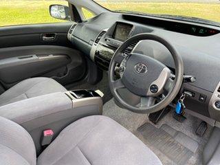 2009 Toyota Prius ZVW30R Blue 1 Speed Constant Variable Liftback Hybrid