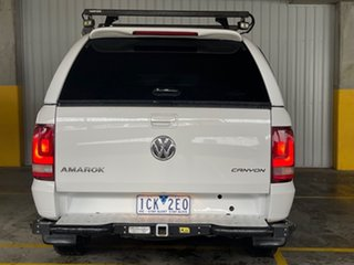 2014 Volkswagen Amarok 2H MY14 TDI420 4MOTION Perm Canyon White 8 Speed Automatic Utility
