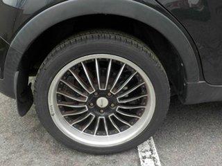 2012 Ssangyong Korando C200 SX Black 6 Speed Automatic Wagon