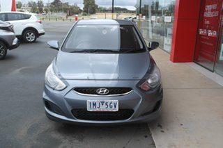 2018 Hyundai Accent RB6 MY18 Sport 6 Speed Sports Automatic Hatchback.