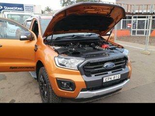 Ford RANGER 2018 MY DOUBLE PU WILDTRAK . 3.2D 6A 4X4