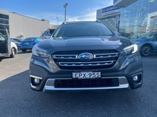 2021 Subaru Outback B7A MY21 AWD Touring CVT Magnetite Grey 8 Speed Constant Variable Wagon.