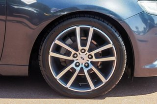 2011 Ford Falcon FG XR6 Ute Super Cab Limited Edition Grey 6 Speed Sports Automatic Utility