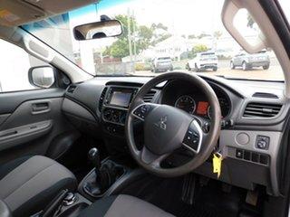2018 Mitsubishi Triton MQ MY18 GLX Double Cab 6 Speed Manual Utility