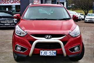 2013 Hyundai ix35 LM3 MY14 Trophy AWD Red 6 Speed Sports Automatic Wagon.