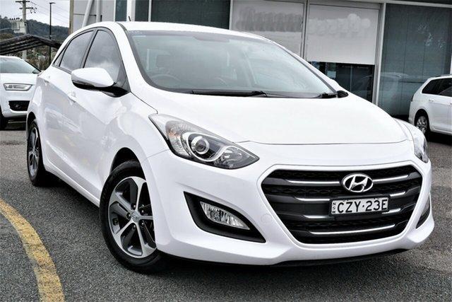 Used Hyundai i30 GD3 Series II MY16 Active X Phillip, 2015 Hyundai i30 GD3 Series II MY16 Active X White 6 Speed Sports Automatic Hatchback