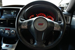 2009 Subaru Impreza G3 MY10 WRX STi AWD Spec R Silver 6 Speed Manual Hatchback