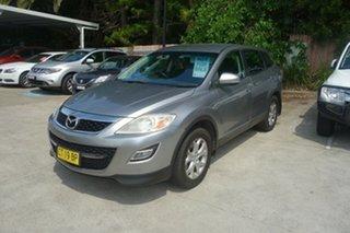 2012 Mazda CX-9 TB10A4 MY12 Classic Grey 6 Speed Sports Automatic Wagon.