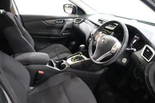 2017 Nissan Qashqai J11 ST Grey 1 Speed Constant Variable Wagon