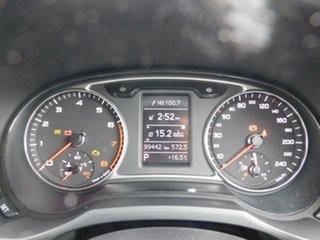 2015 Audi A1 8X MY15 Sport Sportback S Tronic 7 Speed Sports Automatic Dual Clutch Hatchback