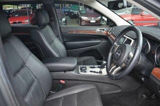 2012 Jeep Grand Cherokee WK MY12 Limited (4x4) Grey 5 Speed Automatic Wagon