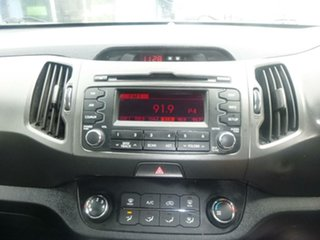 2012 Kia Sportage SL MY12 SI Orange 6 Speed Sports Automatic Wagon