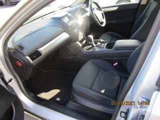 2008 Ford Falcon FG XT Silver 6 Speed Auto Seq Sportshift Sedan