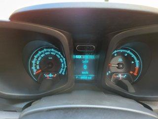 2015 Holden Colorado RG MY16 LTZ Crew Cab 4x2 Silver 6 Speed Sports Automatic Utility
